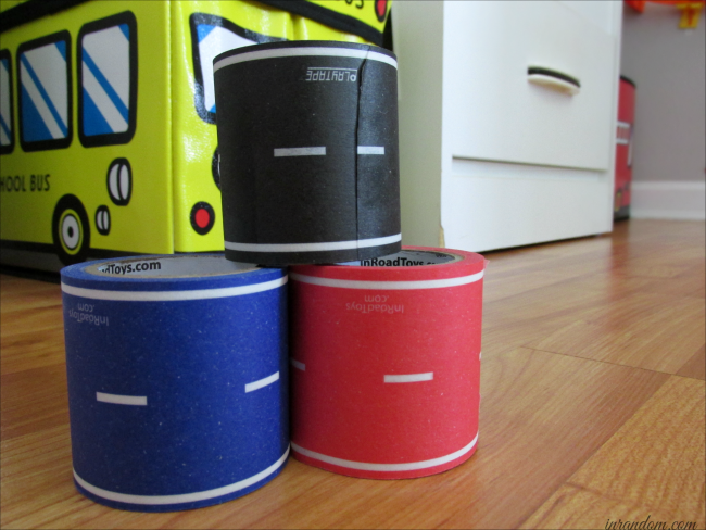InRoad Toys PlayTape Rolls