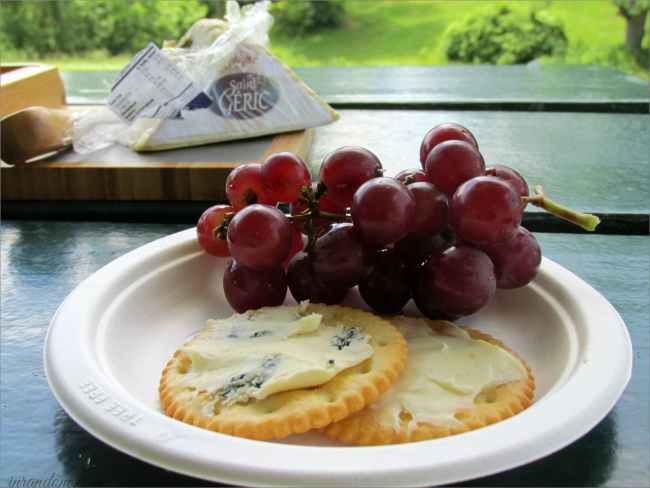 Fromagerie Guilloteau's Saint Geric Cheese