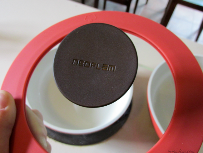 Neoflam Silicone Lids