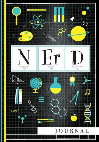 Periodic Thoughts Postcards and NERD Journal