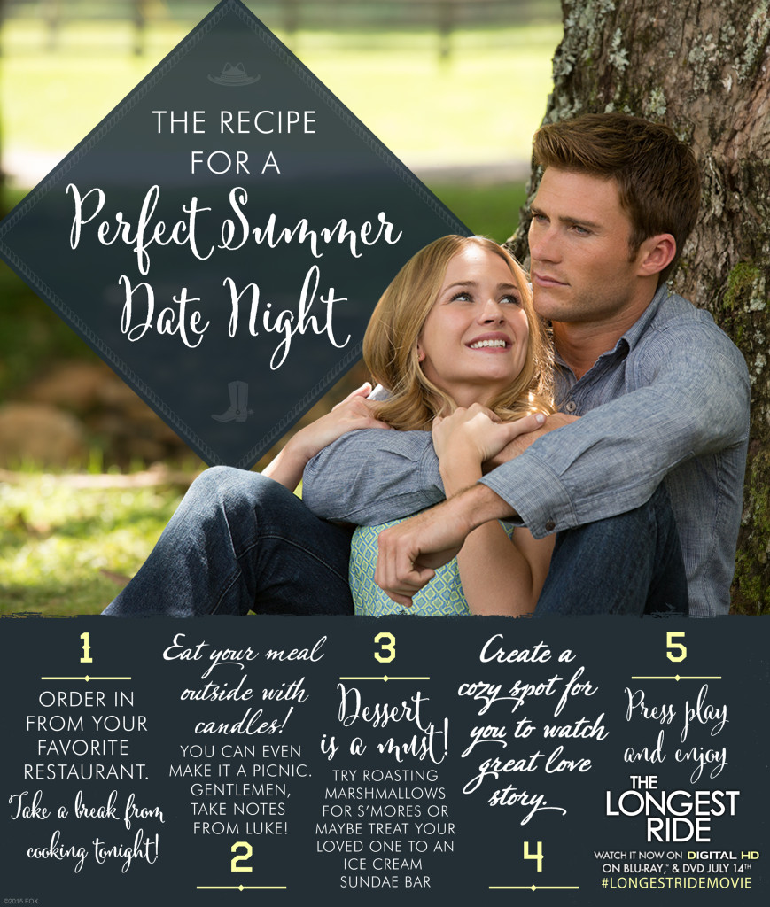 The Longest Ride Summer Date Night