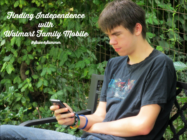 Summer Independence #Save4Summer #FamilyMobile #ad