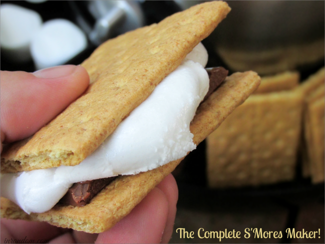Mm mm S'mores