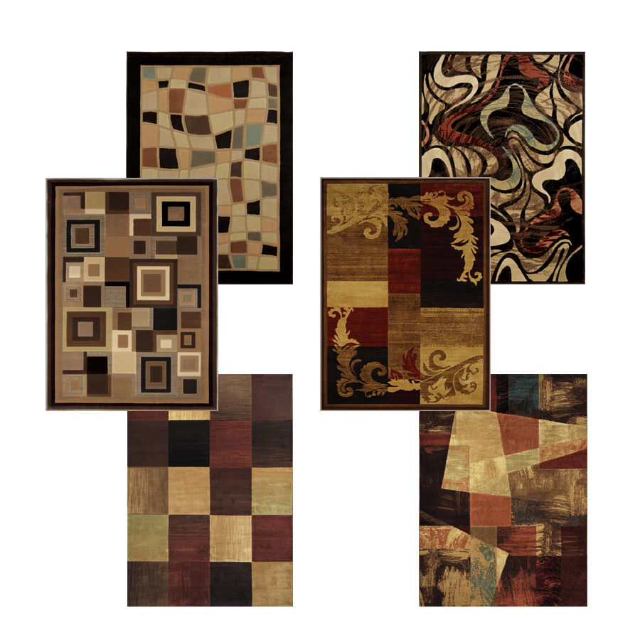 Contemporary Rugs on eBay Daily Deals