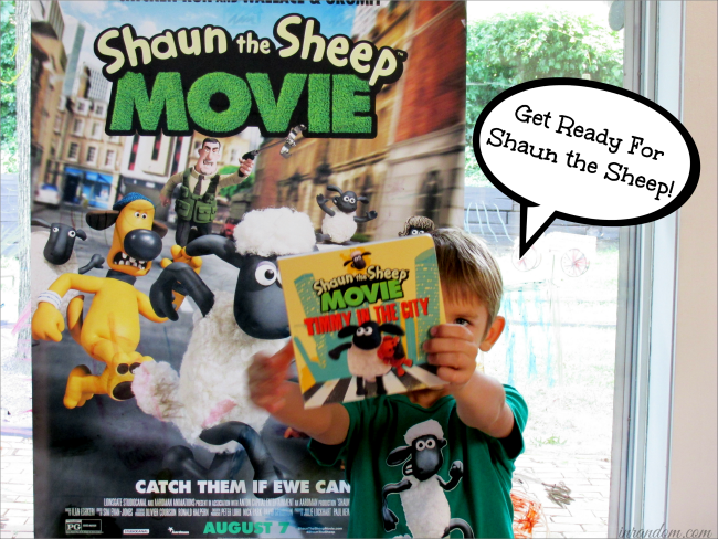 Shaun the Sheep in Theaters