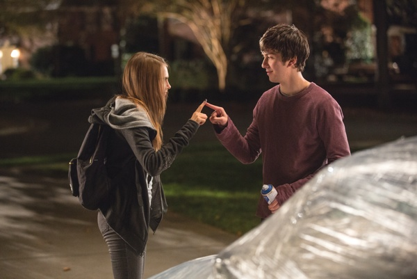 Paper Towns Scene