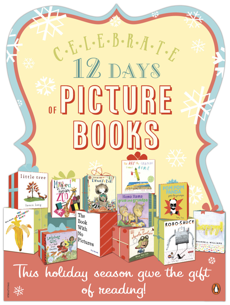12 Days of Picture Books Blog Tour - Mitdord at the Fashion Zoo