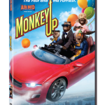 "The Hilarious ""The Hangover"" Monkey Makes His Starring Debut in: Monkey Up on DVD"