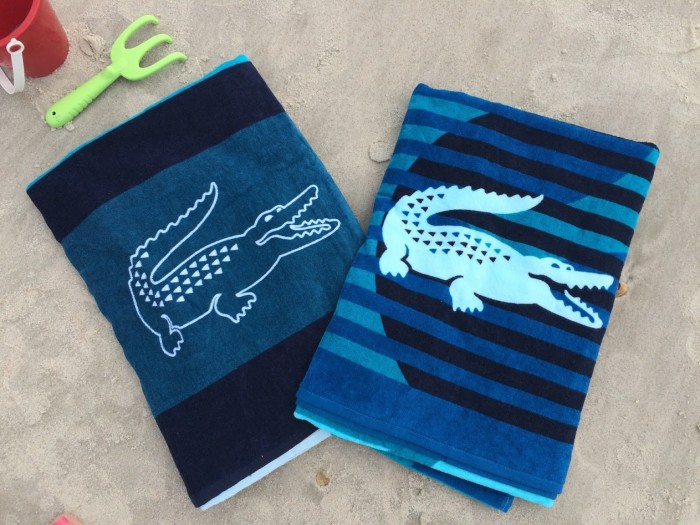 Lacoste Beach Towels Review