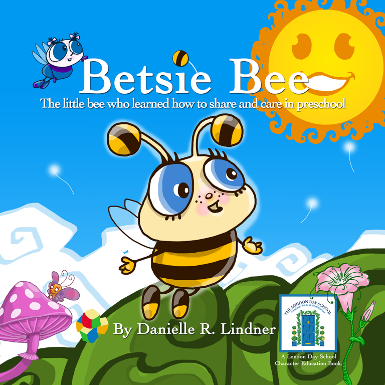 Betsie Bee: The little bee who learned how to share
