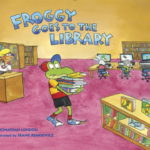 Children's Book Review: Froggy Goes to the Library