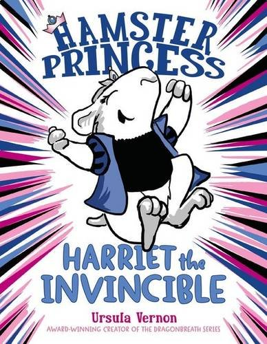 Hamster Princess Book Series