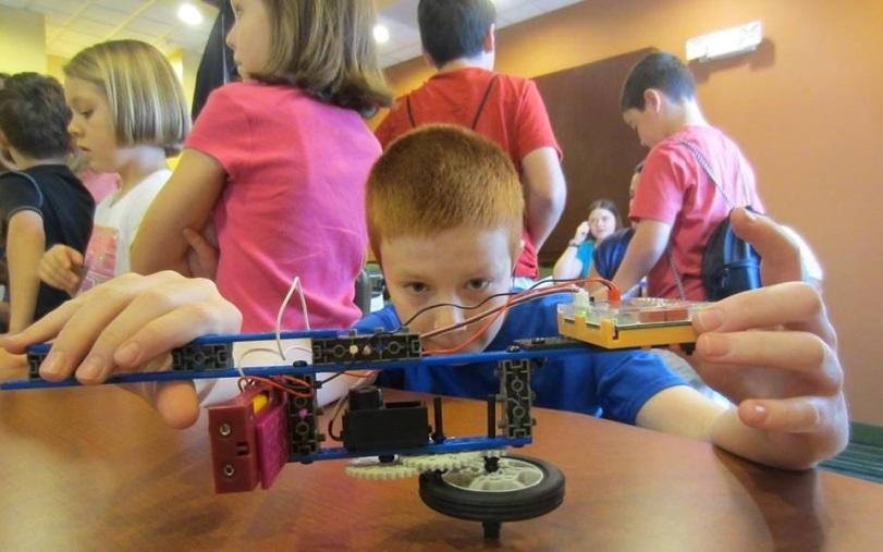 55% Off Robotics Science Summer Camps!