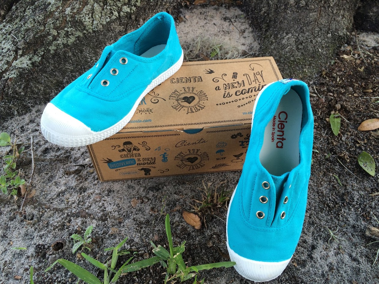 Adorable Eco-friendly Cienta Shoes Are Machine Washable