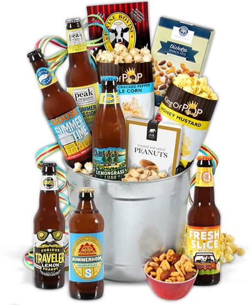 Summer Seasonal Beer Bucket