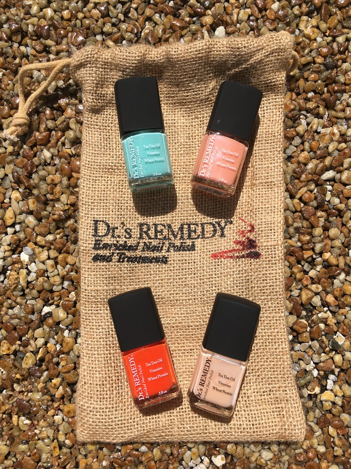 Get The Perfect Polish With UV Protection From Dr.'s Remedy