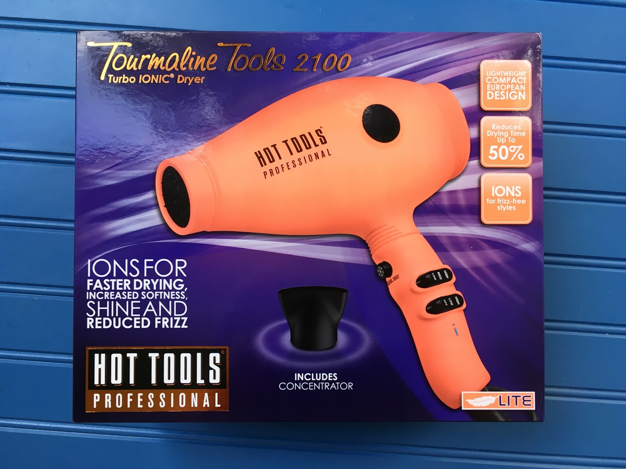 Hot Tools Turbo IONIC® Dryer
