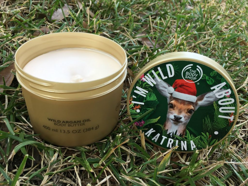 The Body Shop Body Butter Gets a Holiday Makeover