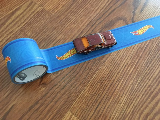 InRoad Toys PlayTape is PERFECT for Toy Cars