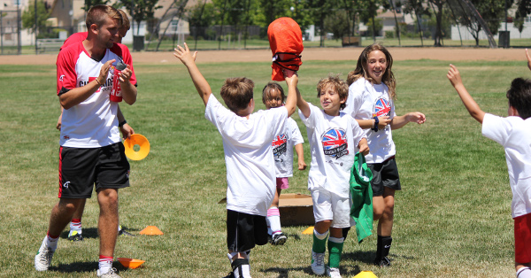 Enroll Now For British Soccer Camp + Coupon Code
