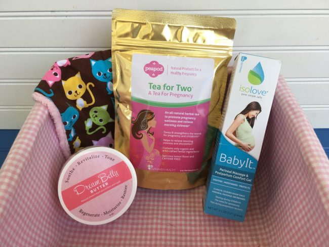 Products to Pamper Mom During Pregnancy