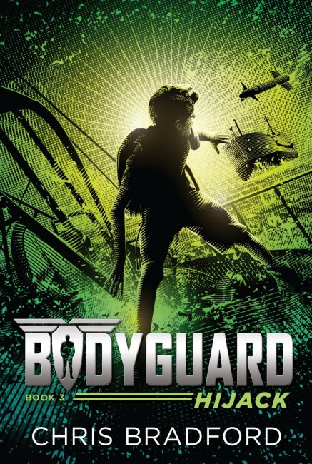 Bodyguard Book Series for Middle-Grade Readers