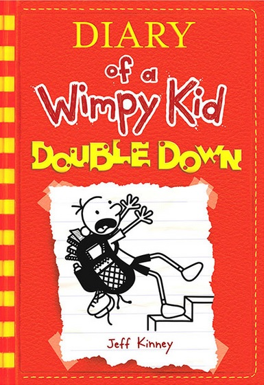 Diary of a Wimpy Kid Double Down #11