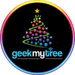 GeekMyTree Tabletop Christmas Tree Light Show!