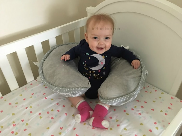the boppy luxe feeding infant support pillow is a must have baby product. Black Bedroom Furniture Sets. Home Design Ideas