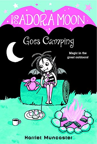 Isadora Moon Book Series for Girls Ages 6 to 9
