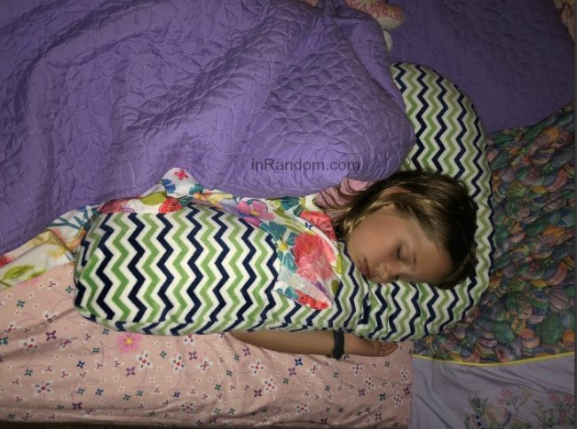The Sleep Zzz Pillow Helps Kids Fall Asleep Faster & Stay Asleep Longer