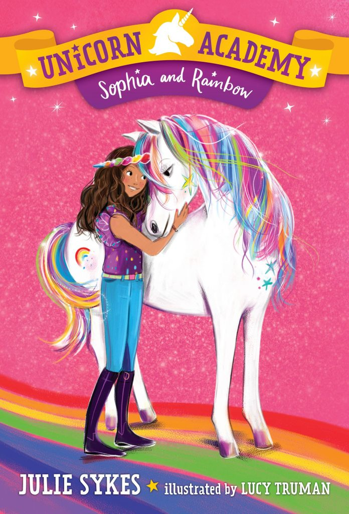 Unicorn Academy Chapter Book Series For Ages 6 9